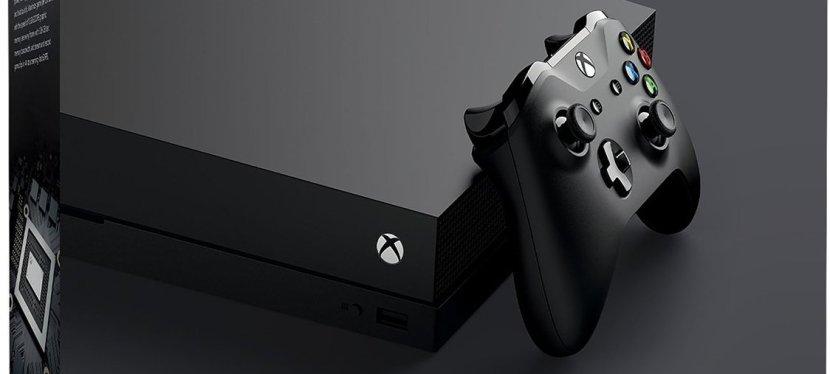 Le Project Scorpio devient la Xbox OneX!