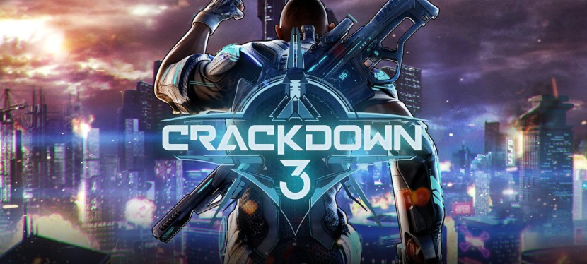 6 screens pour: Crackdown3