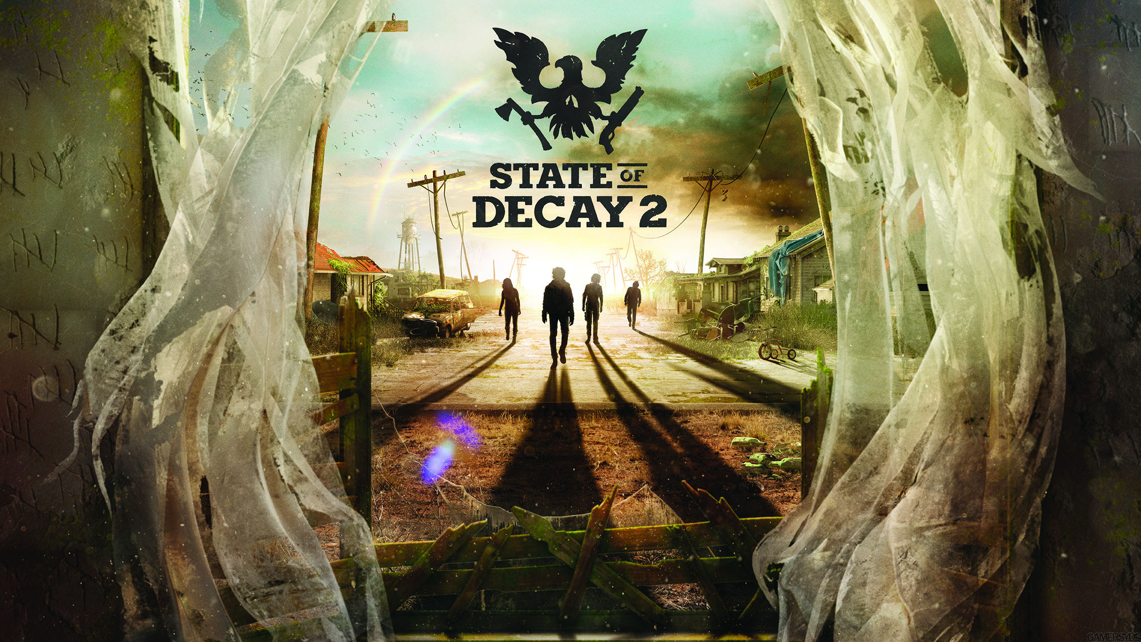 State of Decay 2 Horizontal Small