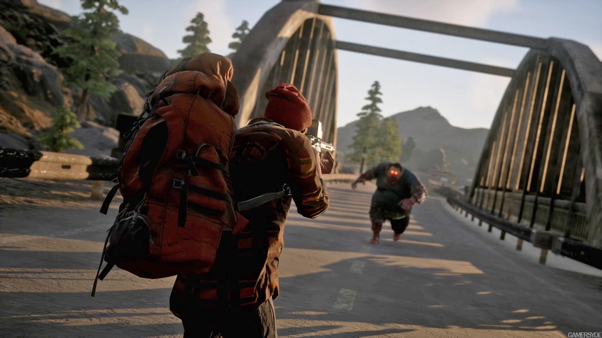 State of Decay 2 Bridge
