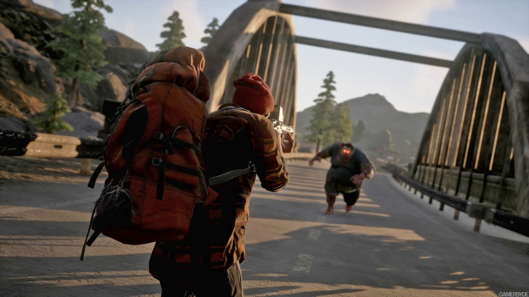 State of Decay 2 Bridge