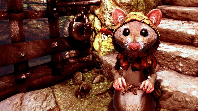[Game Preview] Ghost of a Tale en approche sur Xbox One