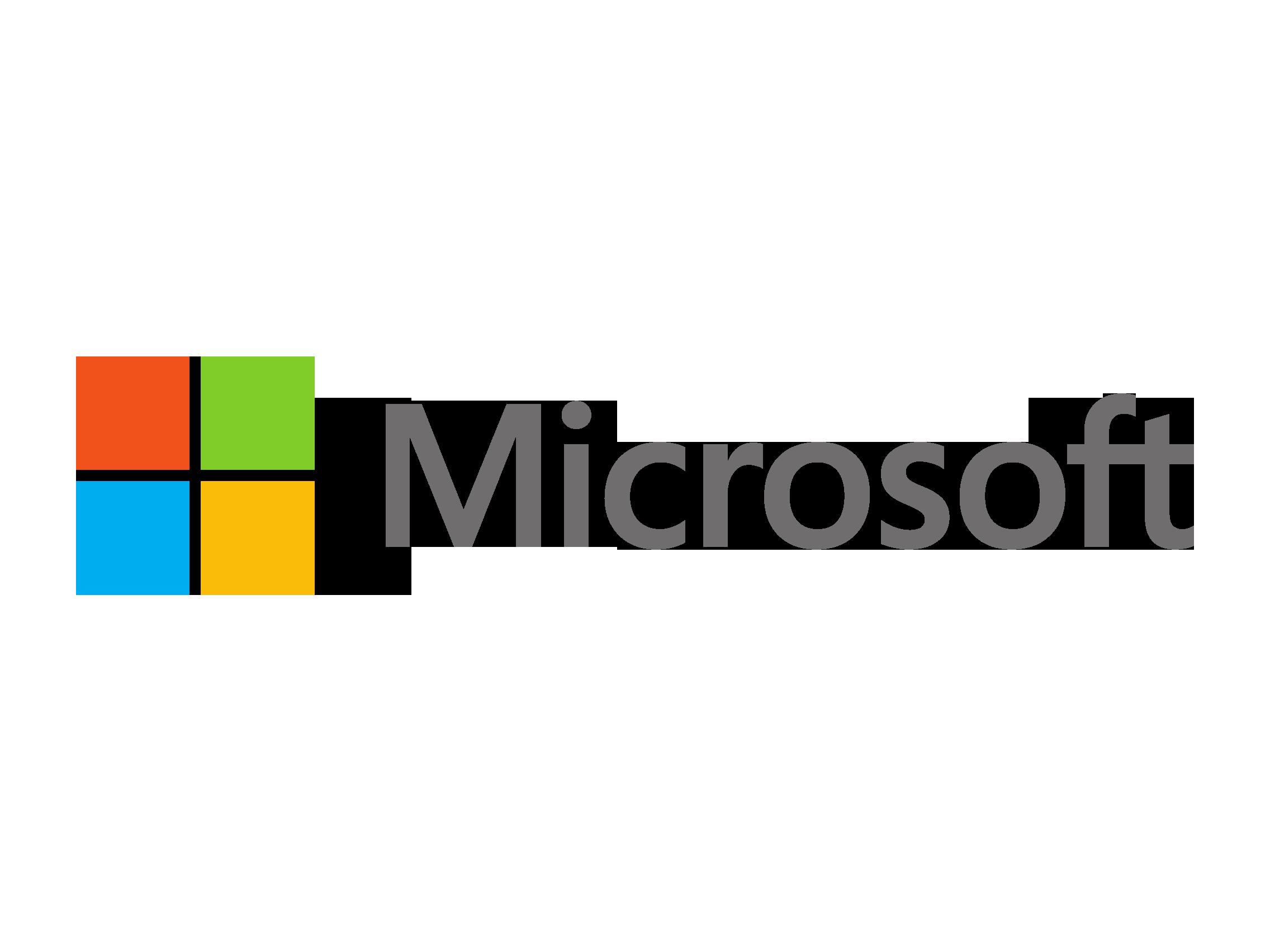 Microsoft-logo-and-wordmark