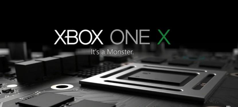 La Xbox One X et les développeurs, un amournaissant?