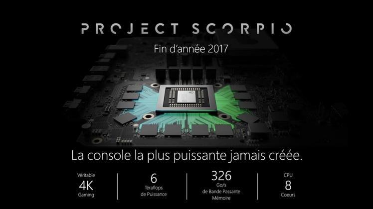 xbox-scorpio-specs-prix-date