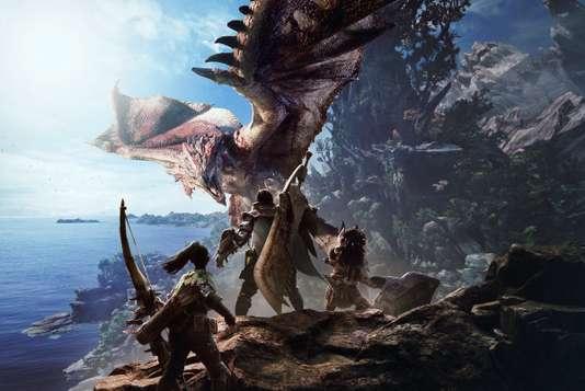 Monster Hunter World se dévoile envidéo