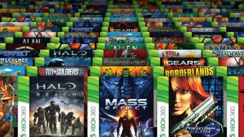4 jeux 360 de plus, jouables sur XboxOne