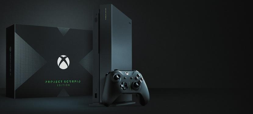 Xbox One X : la théorie devient réalité lors de laGamescom.