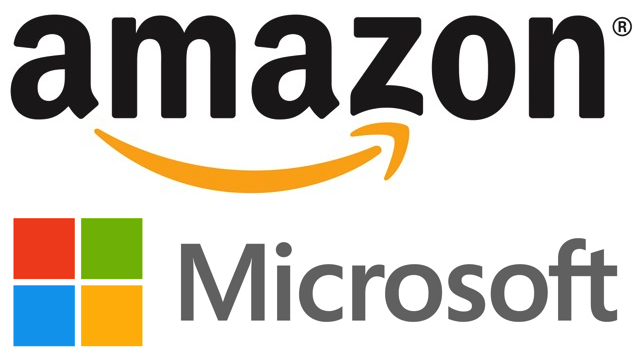amazon-and-microsoft