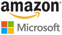 amazon-and-microsoft