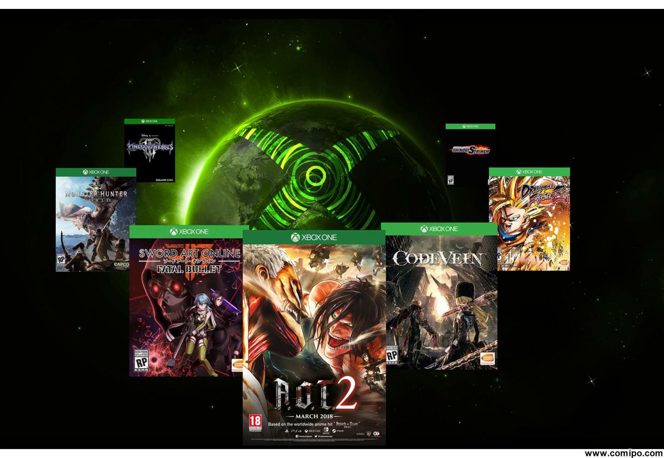 xbox one jeux japs 2018_001