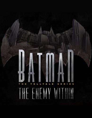 L'épisode 4 de Batman: The Enemy Withindaté