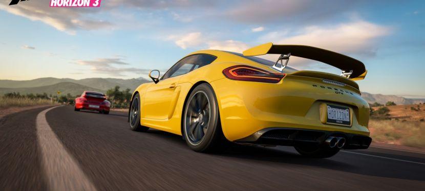 Forza Horizon 3 annonce sa résolution pour 2018 : la4K