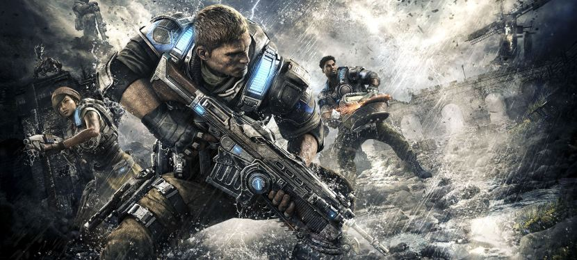 Splash Damage embauche massivement, Gears of War concerné