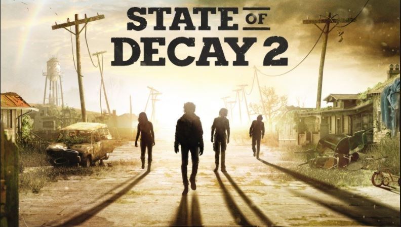 State Of Decay 2 : Date et vidéos deGameplay.[UP5]