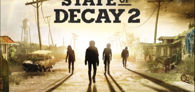 State Of Decay 2 : Date et vidéos de Gameplay.[UP5]