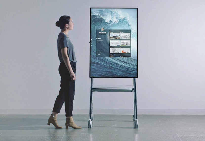 Surface Hub 2 : Microsoft révolutionne sa proposition.