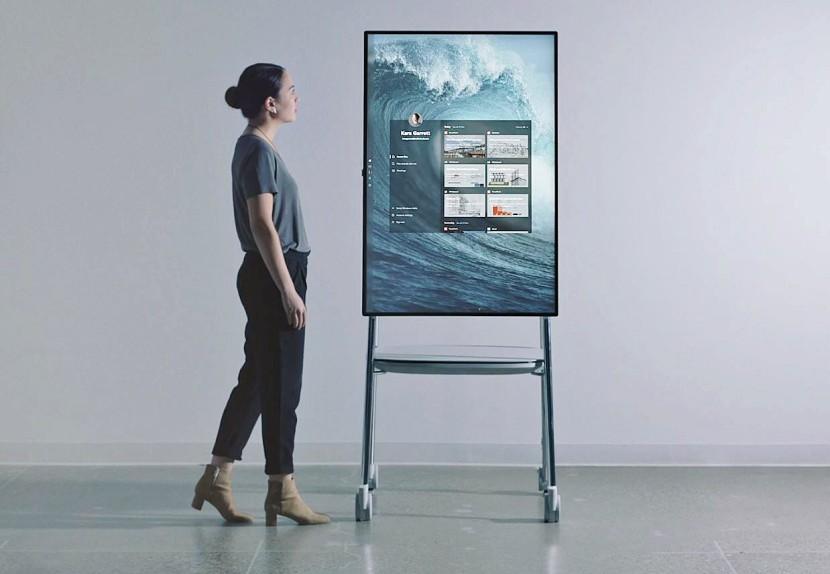 Surface Hub 2 : Microsoft révolutionne saproposition.