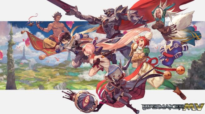 RPG Maker MV réunira les possesseurs de Switch et Xbox One