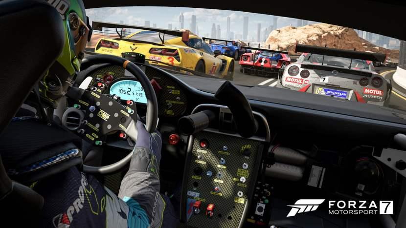 Forza Motorsport 8 bientôtdévoilé?