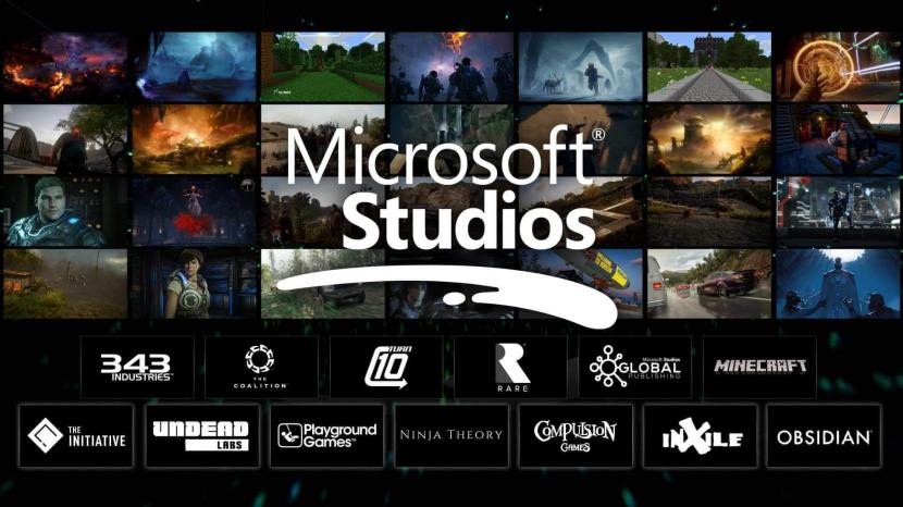 Microsoft Studios : Le point sur les projets des 12 studios 1st party!