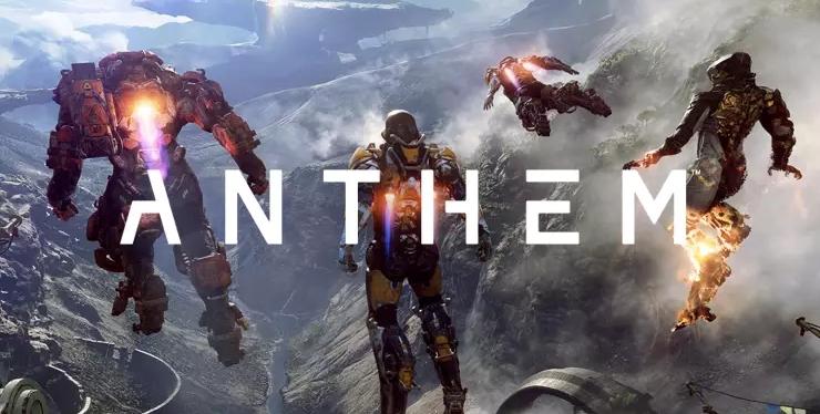 Anthem : le trailer de lancement est là!