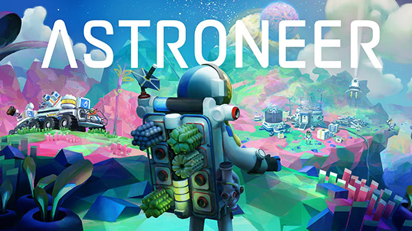 Astroneer est disponible sur Xbox One etPC