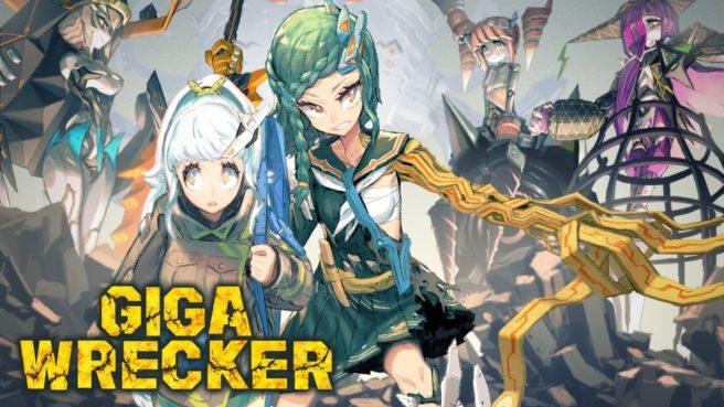 GIGA WRECKER Alt. : le Metroidvania de Game Freak porté sur XboxOne