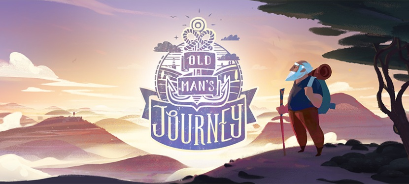 test 'Xpress: Old Man's Journey