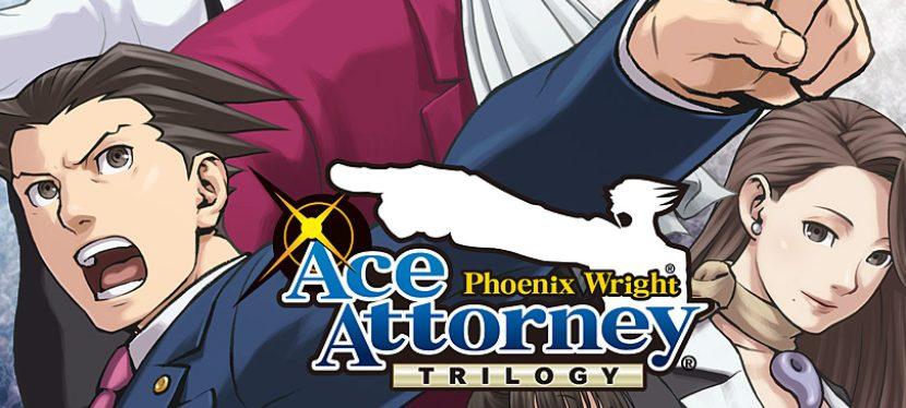 [MAJ] Ace Attorney Trilogy dévoile sa date desortie