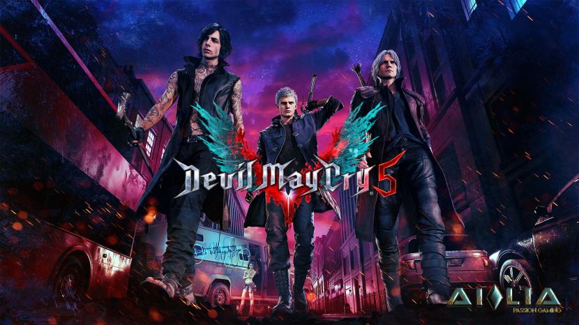 DMC 5 : Nero le retour ![Vidéo]