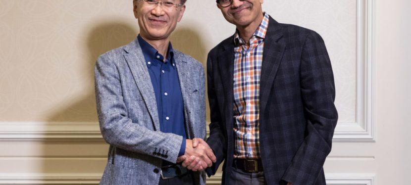 Microsoft et Sony signent un partenariat stratégique sur des solutions Cloud pour le Gaming et l'IntelligenceArtificielle.