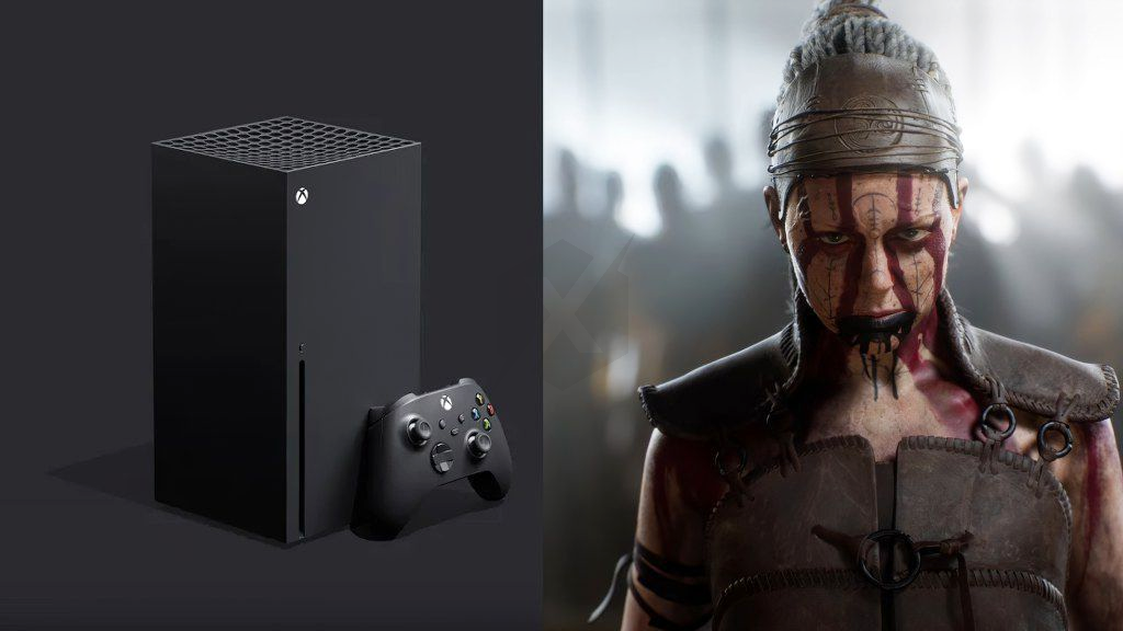 Series X and Hellblade 2