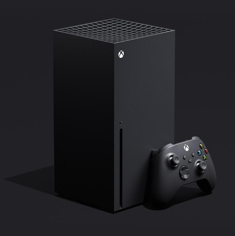 Xbox Series X big